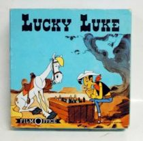 Lucky Luke - Film Super 8 Film Office - De l\'or! De l\'or!