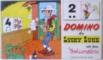 Lucky Luke - Large Domino game Volumetrix