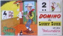 Lucky Luke - Large Domino game Volumetrix