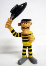 Lucky Luke - M.D. Toys - figurine pvc Jack Dalton bagnard