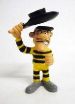 Lucky Luke - M.D. Toys - figurine pvc Joe Dalton bagnard
