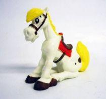 Lucky Luke - M.D. Toys - figurine pvc Jolly Jumper