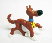 Lucky Luke - M.D. Toys - figurine pvc Rantanplan