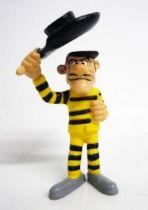Lucky Luke - M.D. Toys - figurine pvc William Dalton bagnard