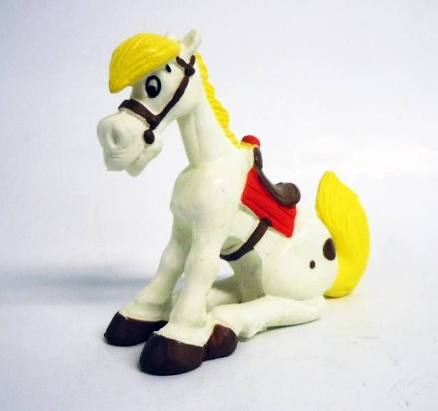 Lucky Luke - M.D. Toys - PVC figure Jolly Jumper