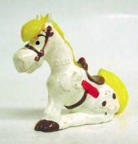 Lucky Luke - Mini Plastic Figures - Jolly Jumper
