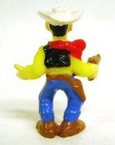 Lucky Luke - Mini Plastic Figures - Lucky Luke