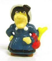 Lucky Luke - Mini Plastic Figures - Ma Dalton