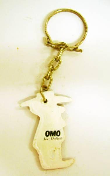 Lucky Luke - OMO Premium Keychain - Joe Dalton