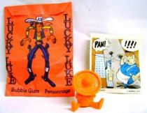 Lucky Luke - PEZ - Bubble Gum Characters