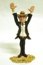Lucky Luke - Resine Prototype - Hand up Cowboy