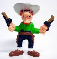 Lucky Luke - Schleich - pvc figure William Dalton