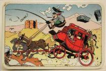 Lucky Luke - Tin  candy box