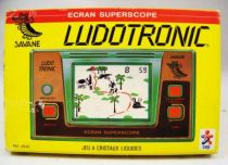 Ludotronic - LCD Handheld Game - Savane (publicitaire Gringoire Brossard) 01