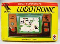Ludotronic - LCD Handheld Game - Savane (publicitaire Gringoire Brossard) 01