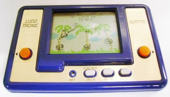 Ludotronic - LCD Handheld Game - Marmosets