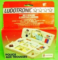 Ludotronic - Multi-Screen LCD Handheld Game - Police chases