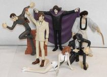 Lupin - Gashapon Collection - complete set #2 - Bandai