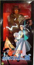 Lupin Pre-Assembled Collection - Inspector Zenigata 12\'\' figure - Medicom