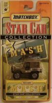 M*A*S*H 4077\'s Jeep - 1:64 die-cast vehicle - Matchbox