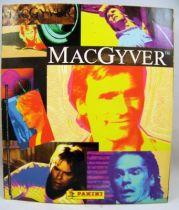 MacGyver - Album Panini (1996)