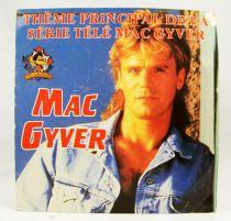 MacGyver Tv show theme - Mini-LP Record - Carrère 1990