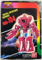 Machine Robo - MR-104 Devil Invader Gildis