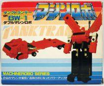 Machine Robo - MR BW-1 Tanktranser Double Machine Robo