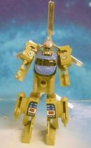 Machine Robo Gobot (loose) - Twin Spin (tan)