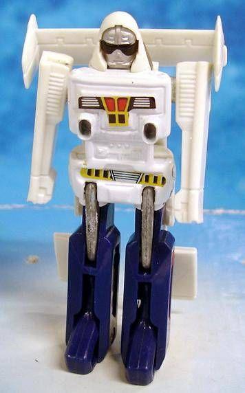 Machine Robo Gobot (loose) - Water Walk (white)