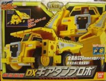 Machine Robo Rescue - DX Gear Dump Robo