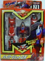 Machine Robo Rescue - MRR 01 Hyper Jet Robo