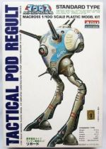 Macross - Maquette ARII - Tactical Pod Regult 1/100ème