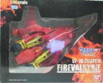 Macross 7 VF-19 custom Firevalkyrie 1/65 Bandai