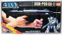 Macross Gun-Pod GU-11 1-20ème - Imai Model Kit (occasion en boite) 01