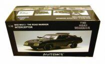 Mad Max 2 The Road Warrior - Diecast V8 Interceptor 1:18 - AutoArt