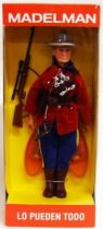 Madelman - Altaya - Canadian Mounted Police