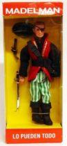 Madelman - Altaya - Capitaine Pirate