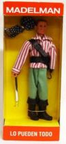 Madelman - Altaya - Hook Pirate