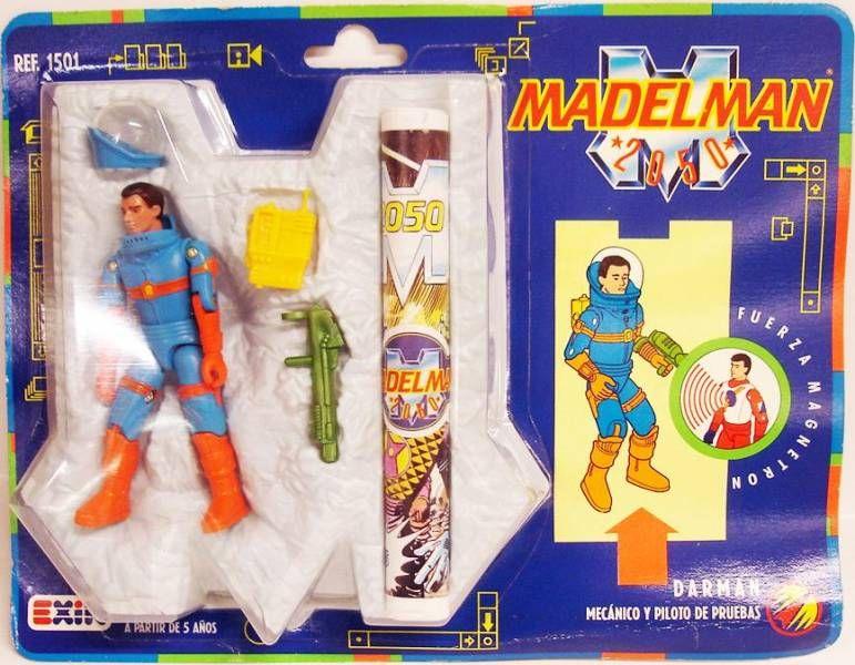 Madelman 2050 - Darman