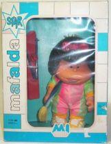 Mafalda Mint in box doll in skiing outfit