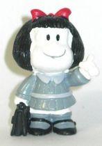 Mafalda with schoolbag (black & white) Comics Spain pvc figure