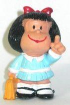 Mafalda with schoolbag (blue) Comics Spain pvc figure