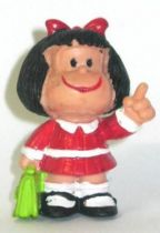 Mafalda with schoolbag (red) Comics Spain pvc figure