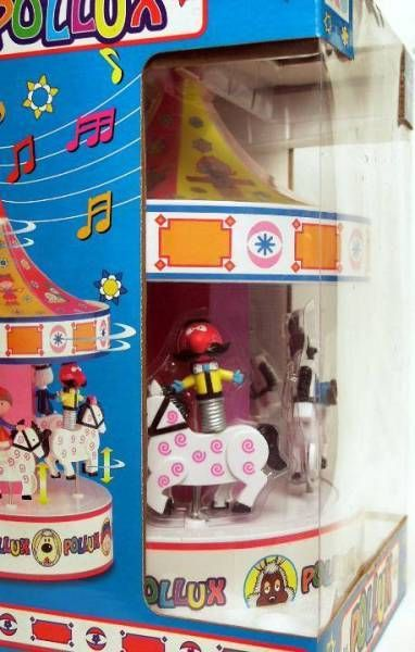 Magic Roundabout - ABToys - Musical roundabout (Mint in Box)
