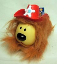 Magic Roundabout - ABToys Plush - Dougal Sheriff