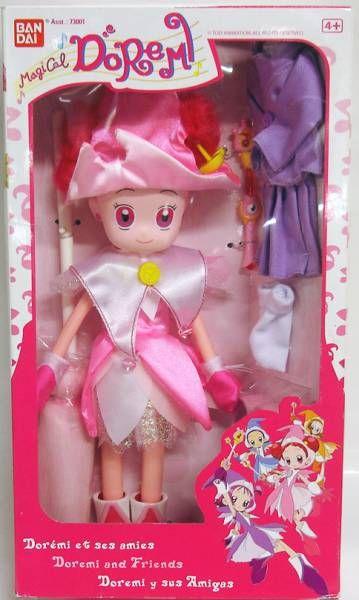 Magical Doremi - Bandai - Doremi 12\'\' doll