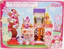 Magical Doremi - Bandai - Magical Doremi\'s House playset