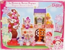 Magical Doremi - Bandai - Magical Doremi\'s House playset