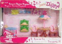 Magical Doremi - Bandai - Tea Party playset